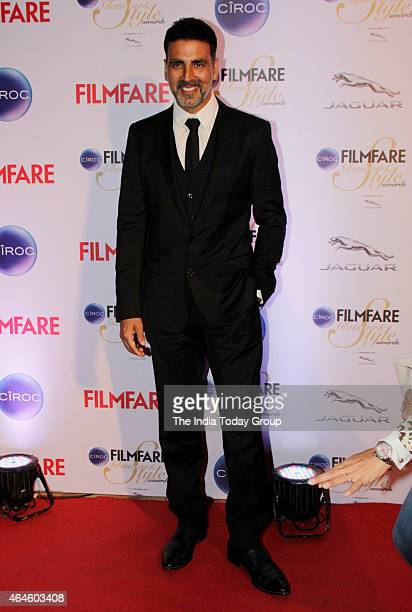 Akshay Kumar at Ciroc Filmfare Glamour and style awards in Mumbai