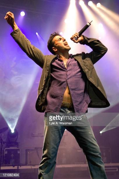 Akshay Kumar during Bollywood Heat Live 2006 at the UIC Pavilion in Chicago April 24 2006 at UIC Pavilion in Chicago Illinois United States
