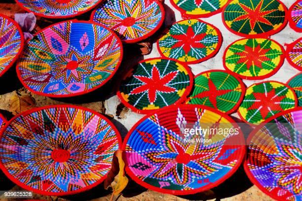 aksum, ethiopia - axum stock photos and pictures