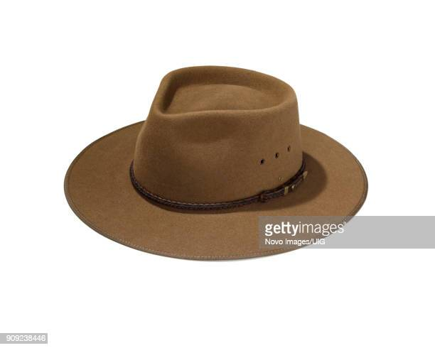 akubra hat - wide brim stock pictures, royalty-free photos & images