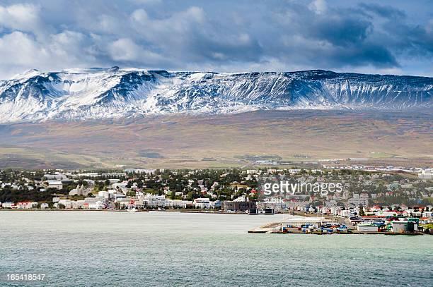 アクレイリ、アイスランド