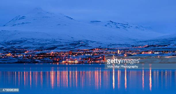 Akureyri Reflections | Akureyri, North Iceland