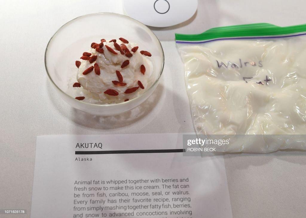 US-LIFESTYLE-FOOD-MUSEUM : News Photo