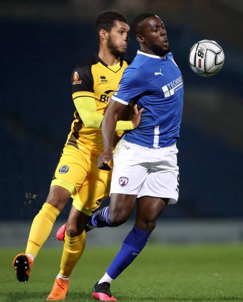 GBR: Chesterfield v Aldershot Town - Vanarama National League