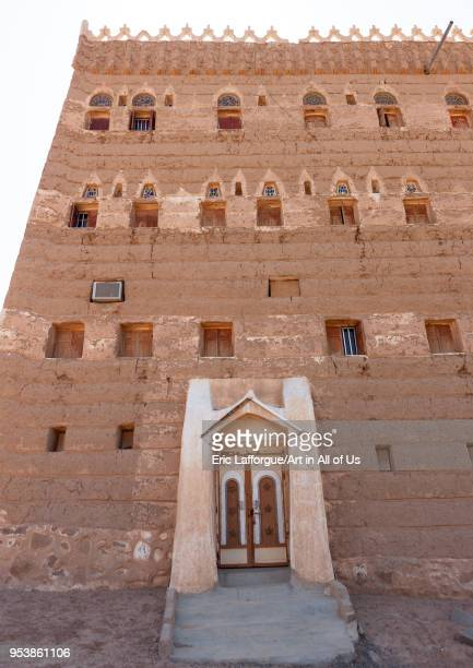 Al aan palace Najran Province Najran Saudi Arabia on January 20 2010 in Najran Saudi Arabia