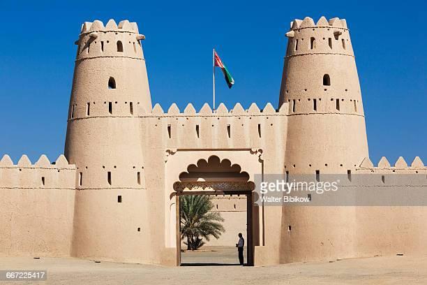 UAE, Al Ain, Exterior