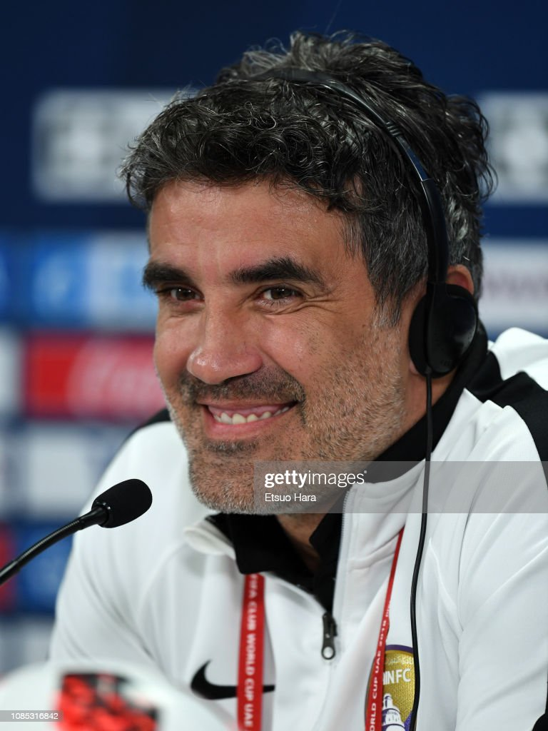 ARE: Al Ain Training Session and Press Conference - FIFA Club World Cup UAE 2018