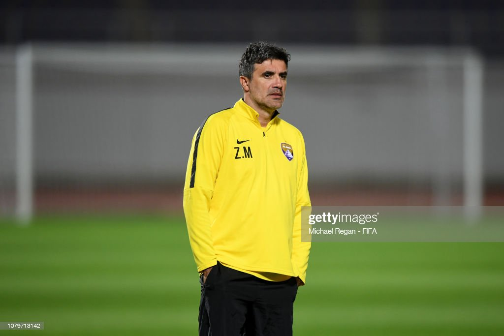 ARE: Al Ain FC Training Session - FIFA Club World Cup UAE 2018