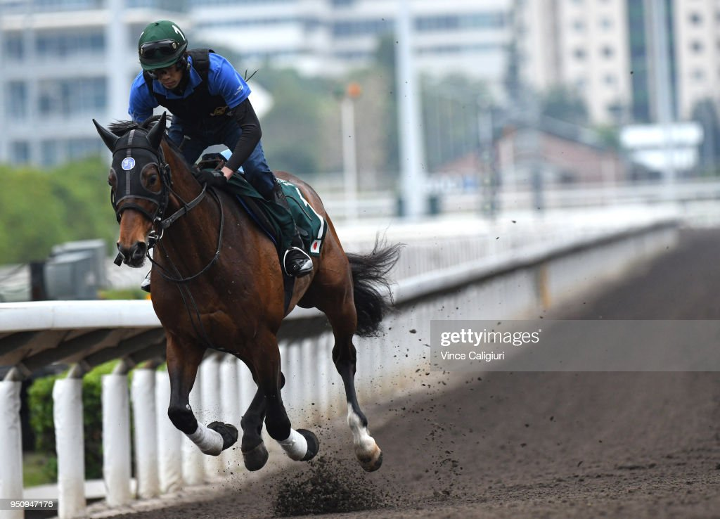 Hong Kong Trackwork Session