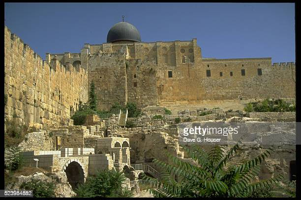 Al Aqsa Mosque and Temple Mount