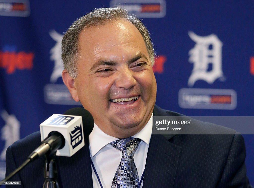 Kansas City Royals v Detroit Tigers : Nachrichtenfoto