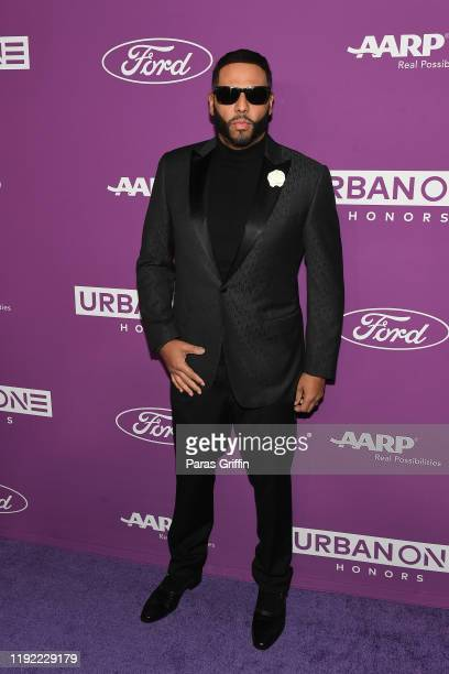 Al B Sure attends 2019 Urban One Honors at MGM National Harbor on December 05 2019 in Oxon Hill Maryland