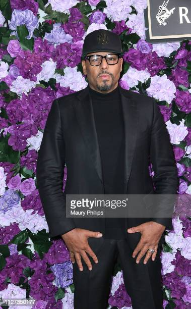 Al B Sure attends The Griot Gala Oscars After Party 2019 at The District by Hannah An on February 24 2019 in Los Angeles California