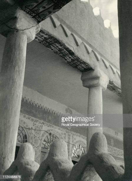 Al Badiyah Palace Riyadh Gerald de Gaury was a British military officer he was the British political agent in Kuwait during the 1930s Saudi Arabia...