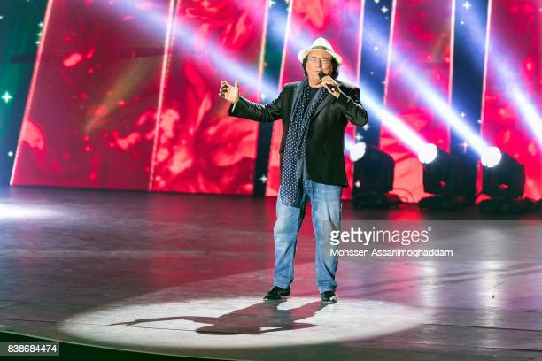 Al Bano attends 'Das Grosse SommerHitFestival 2017' at Timmendorfer Strand on August 24 2017 at Timmendorfer Strand Germany