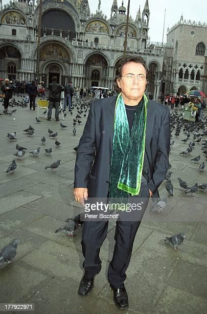 "Al Bano Carrisi, Landgang, ARD-Show ""Zauberhafte Heimat"", M i t t e l m e e r - K r e u z f a h r t mit M S ""D e u t s c h l a n d"", Venedig,..."