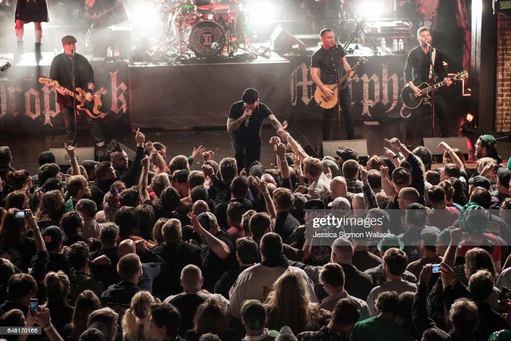 Dropkick Murphys In Concert - Birmingham, AL : News Photo
