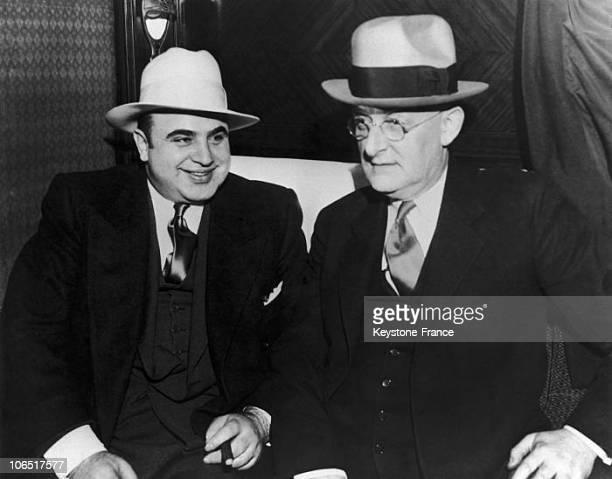 Al Capone Arrest In 1932
