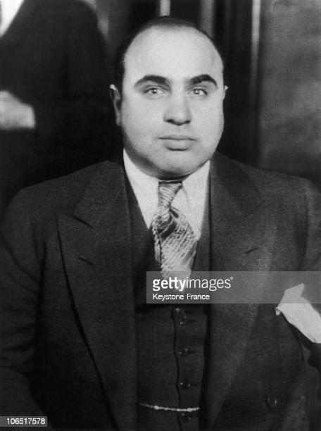 Al Capone Italian American Gangster
