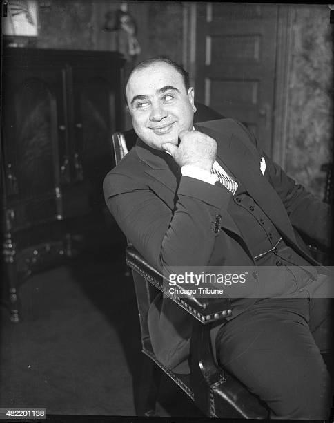 Al Capone October 1931