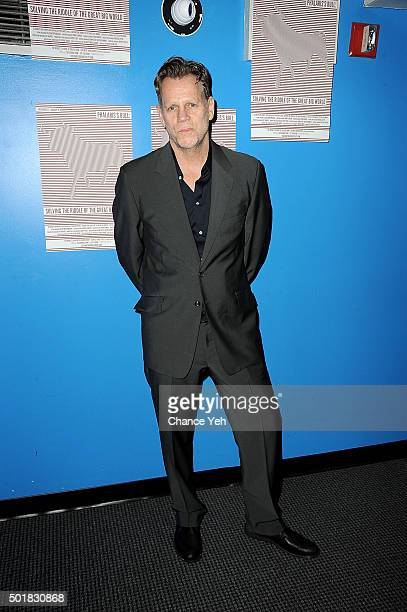 Al Corley attends 'Phalaris's Bull Solving The Riddle Of The Great Big World' opening night at Beckett Theatre on December 17 2015 in New York City