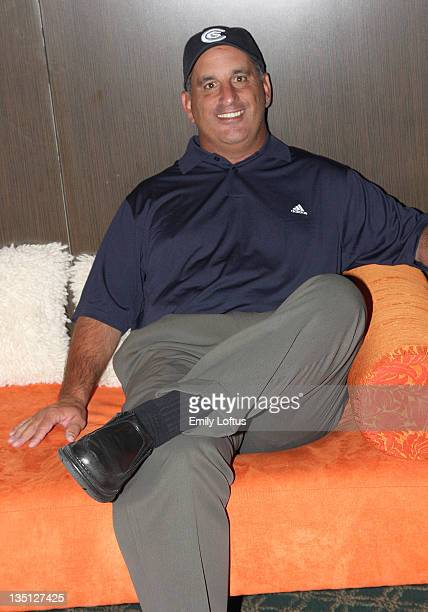 Al Del Greco attends the Backstage Creations 2008 American Century Championship Golf Tournament on July 9 2008 in Lake Tahoe California