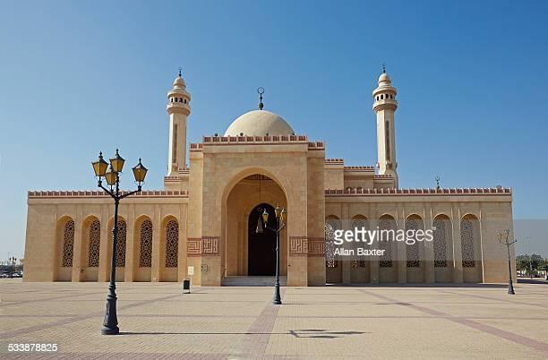 al fateh grand mosque in manama - bahréin fotografías e imágenes de stock