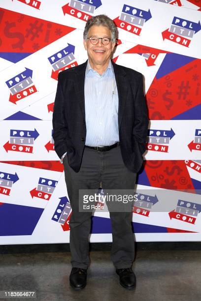 Al Franken attends the 2019 Politicon at Music City Center on October 26 2019 in Nashville Tennessee