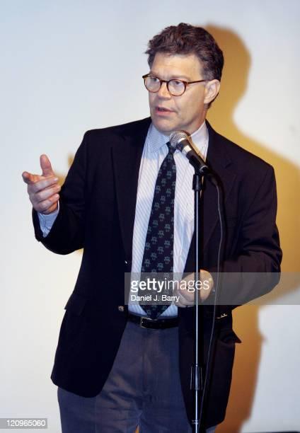 Al Franken during Al Franken Receives the 'World Achievement Award for Breakthrough Radio' June 27 2005 at The China Club in New York City New York...