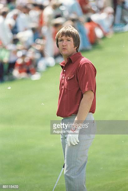 Al Geiberger On The Course During The 1980 Masters Tournament