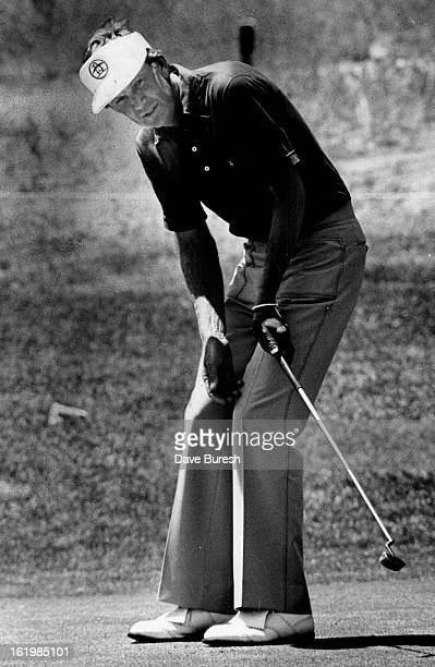 JUL 11 1979 JUL 12 1979 MAY 28 1981 MAY 30 1982 Al Geiberger Still Going Strong It takes a lean horse to run a long race Geiberger Al Ind Golf