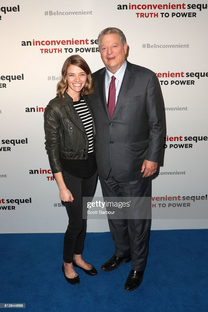 "Special Screening of ""An Inconvenient Sequel: Truth to Power"" In Melbourne With Former U.S. Vice President Al Gore."