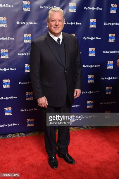 Al Gore attends the 2017 IFP Gotham Awards at Cipriani Wall Street on November 27 2017 in New York City