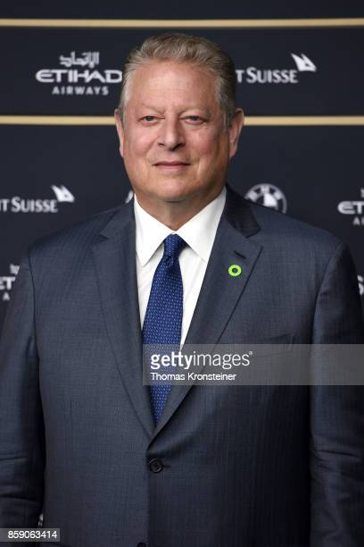Al Gore attends the 'An Inconvenient Sequel' premiere at the 13th Zurich Film Festival on October 8 2017 in Zurich Switzerland The Zurich Film...