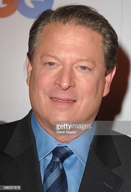 Al Gore during GQ Man of the Year Awards Arrivals at Sunset Tower Hotel in Los Angeles California United States