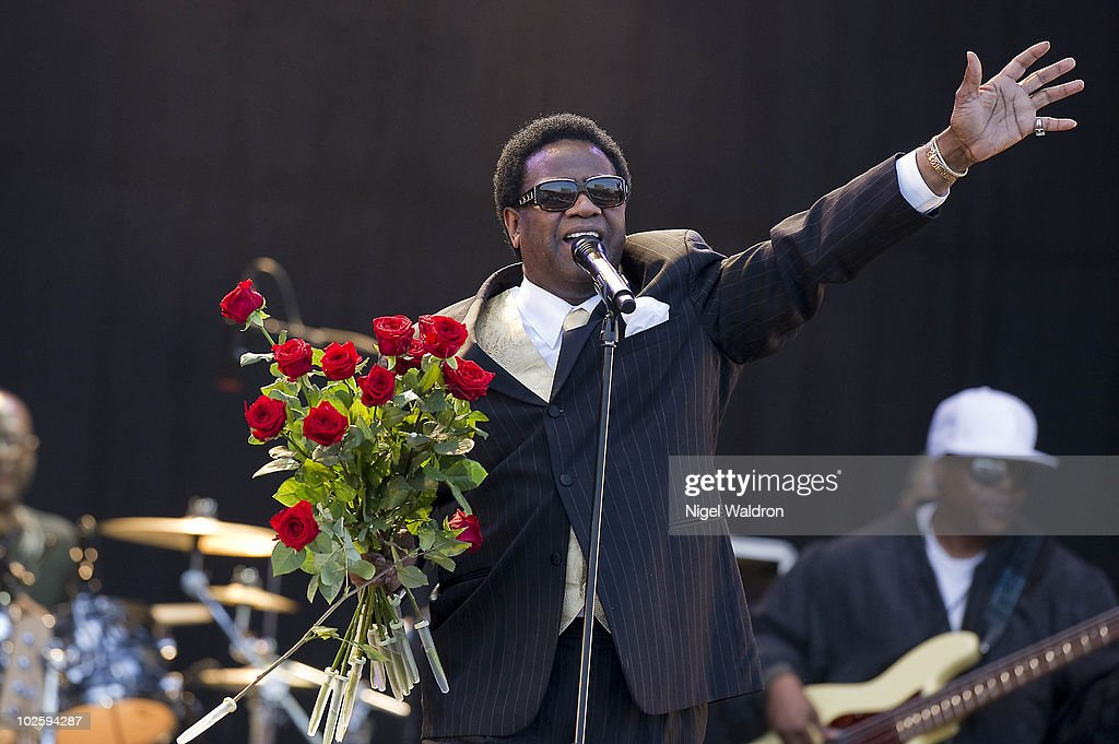 Al Green Performs At The Opera House In Oslo