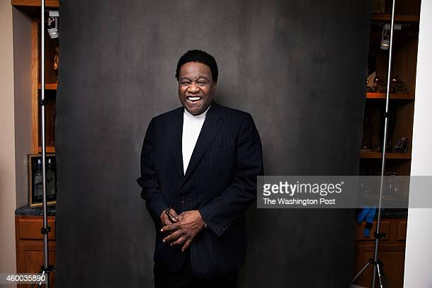 Al Green sits for a portrait in his office in Memphis, TN on November 10th, 2014. The legendary singer is a recipient of the 2014 Kennedy Center...