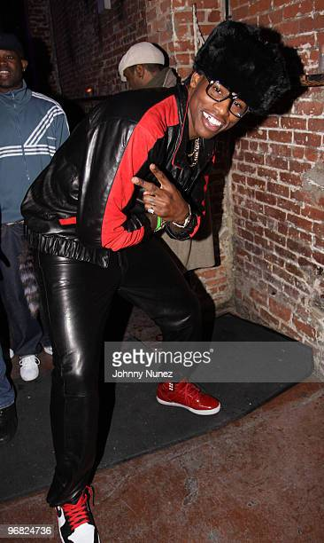 Al Harrington attends his 30th Birthday Bash at Quo Nightclub on February 17 2010 in New York City