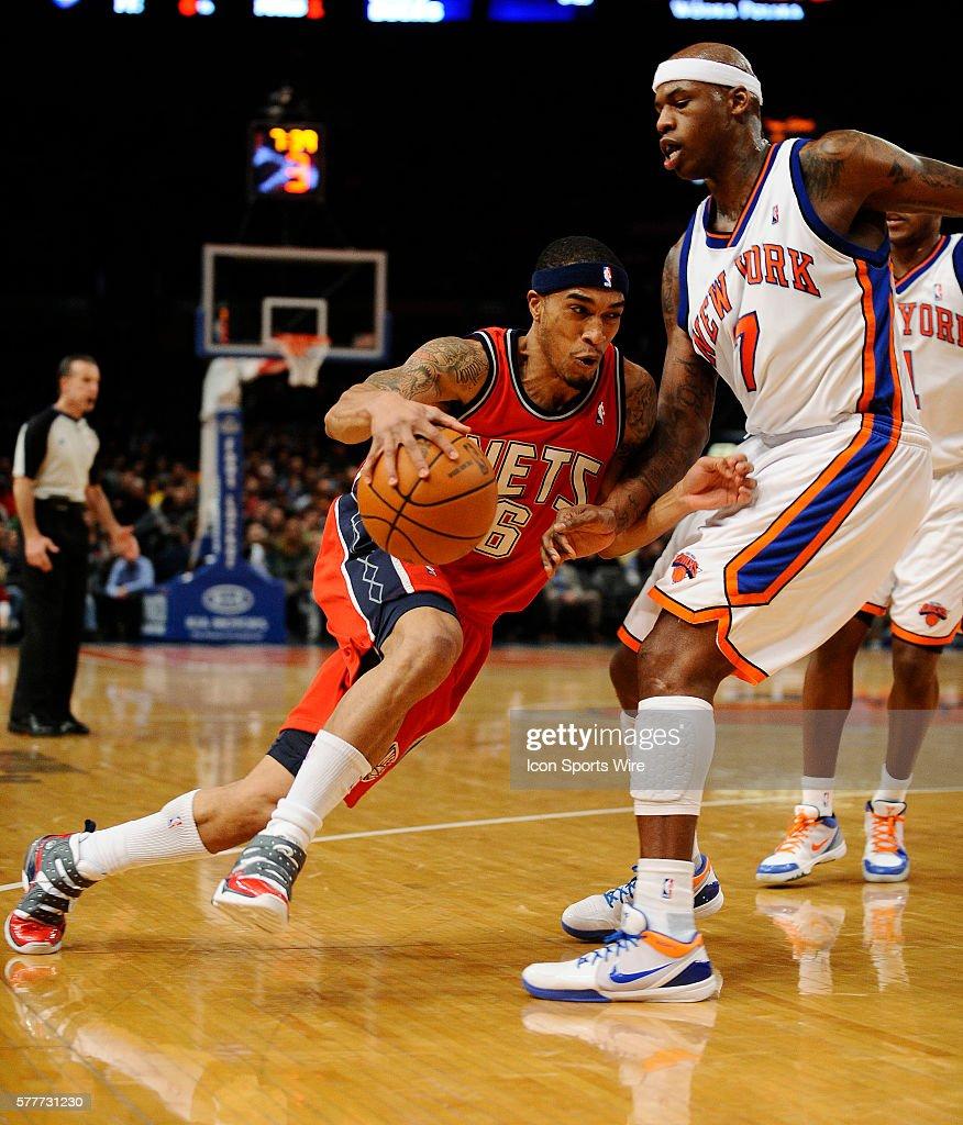 NBA: DEC 06 Nets at Knicks : News Photo