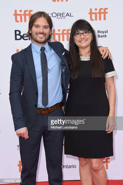"""Al Hicks and Paula DuPré Pesmen attend the """"Quincy"""" premiere during 2018 Toronto International Film Festival at Princess of Wales Theatre on..."""