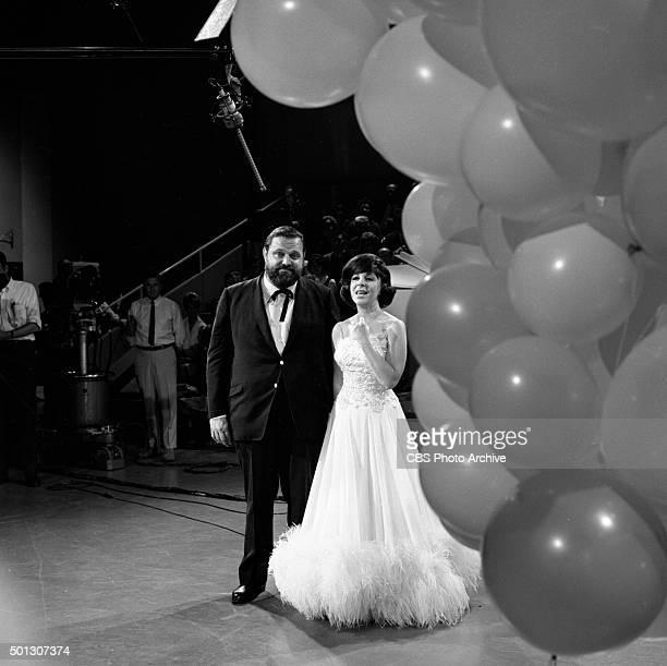 Al Hirt host of the show and Eydie Gorme on FANFARE Image dated June 16 1965 Original air date June 19 1965