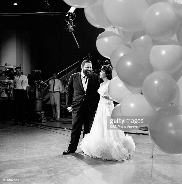 Al Hirt host of the show and Eydie Gorme perform on FANFARE Image dated June 16 1965 Original air date June 19 1965