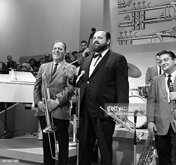 Al Hirt host of the show on the trumpet on FANFARE Image dated June 16 1965 Original air date June 19 1965