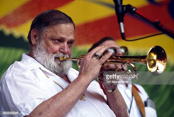 Al Hirt performs as part of New Orleans by the Bay 1994 at Shoreline Amphitheatre on June 18 1994 in Mountain View California