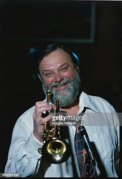 Al Hirt with a Trumpet