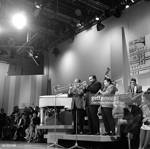 Al Hirthost of the show performs on FANFARE Image dated June 16 1965 Original air date June 19 1965