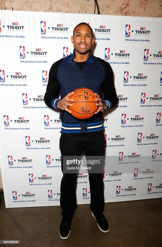 Tissot x NBA Launch Party 2018