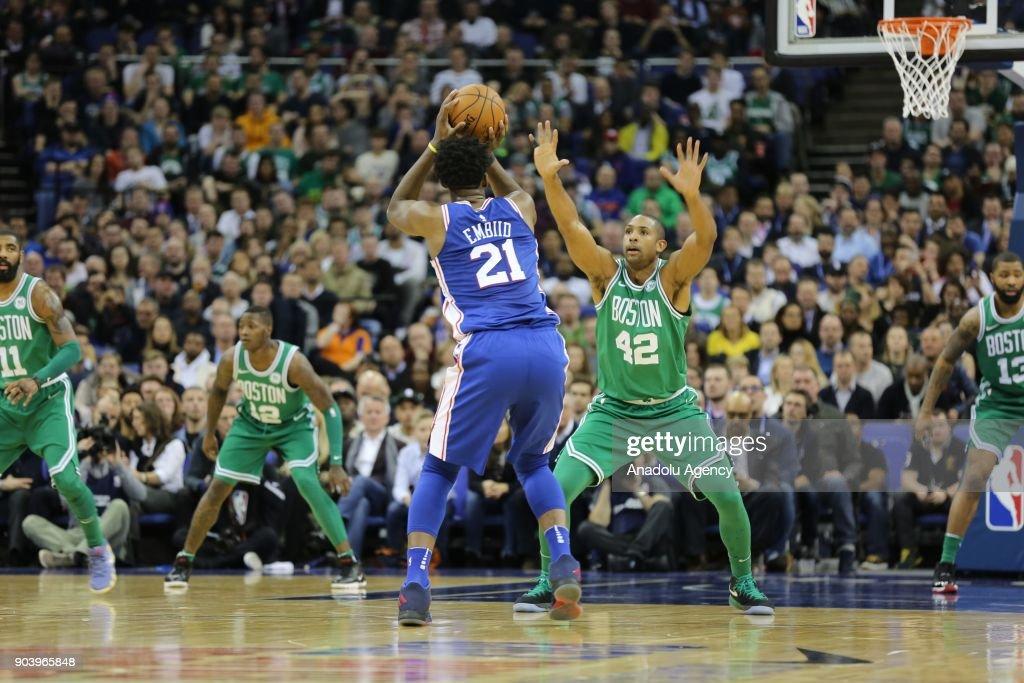 Boston Celtics vs Philadelphia 76ers: NBA : News Photo