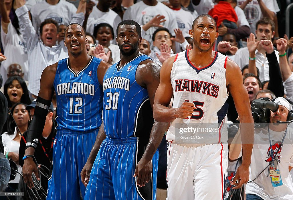 Orlando Magic v Atlanta Hawks - Game Three
