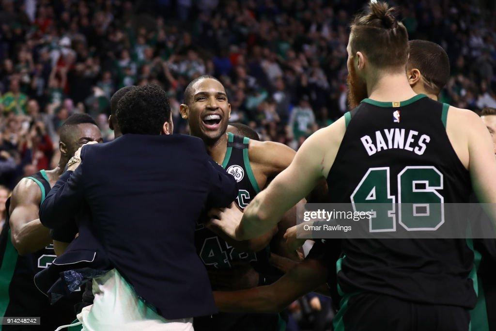 Portland Trail Blazers v Boston Celtics : News Photo